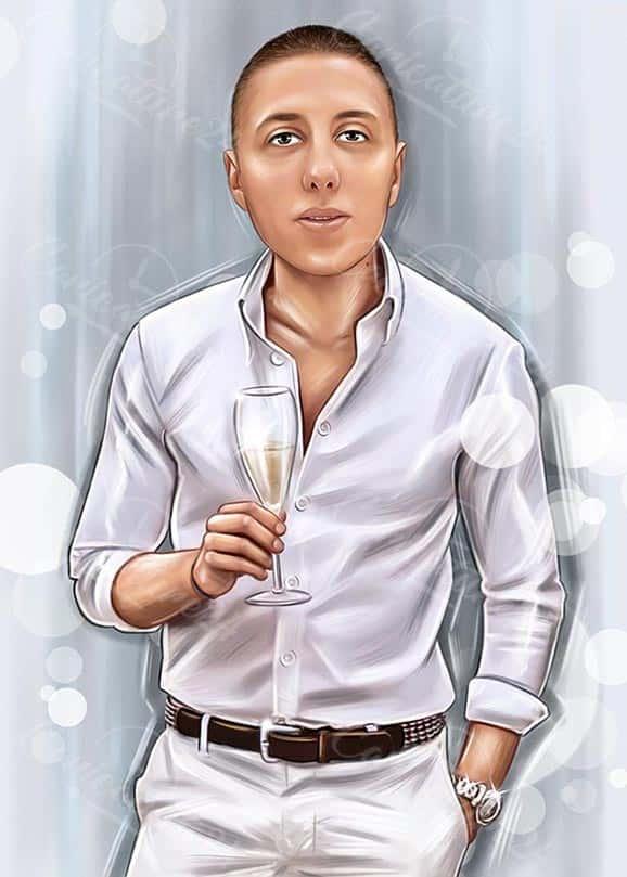 Аватар по снимка