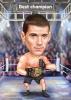 Карикатура за боксьор